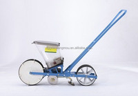 hand operated farm equipment disc corn planter