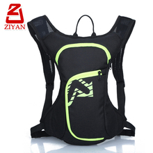 Adjustable chest belt hiking water camelback backpack outdoor sport hydration pack running cycling with 2L bladder bag