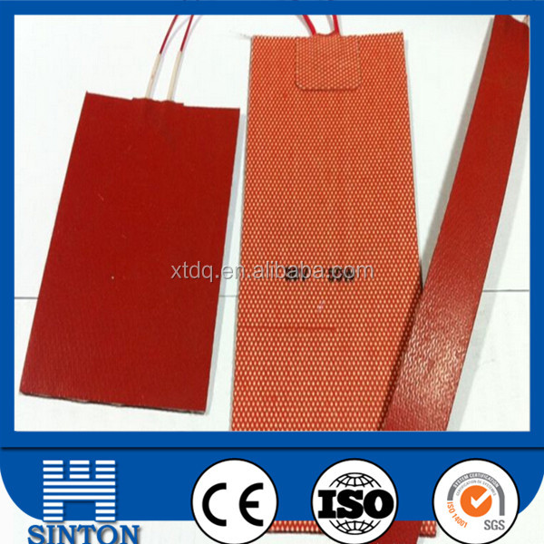 600w 110v 700*200*1.5mm Shape Rectangle Silicone Rubber Etched Film Heater heating Pad series
