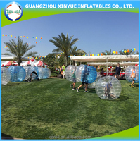 2014 new human sports bubble soccer game