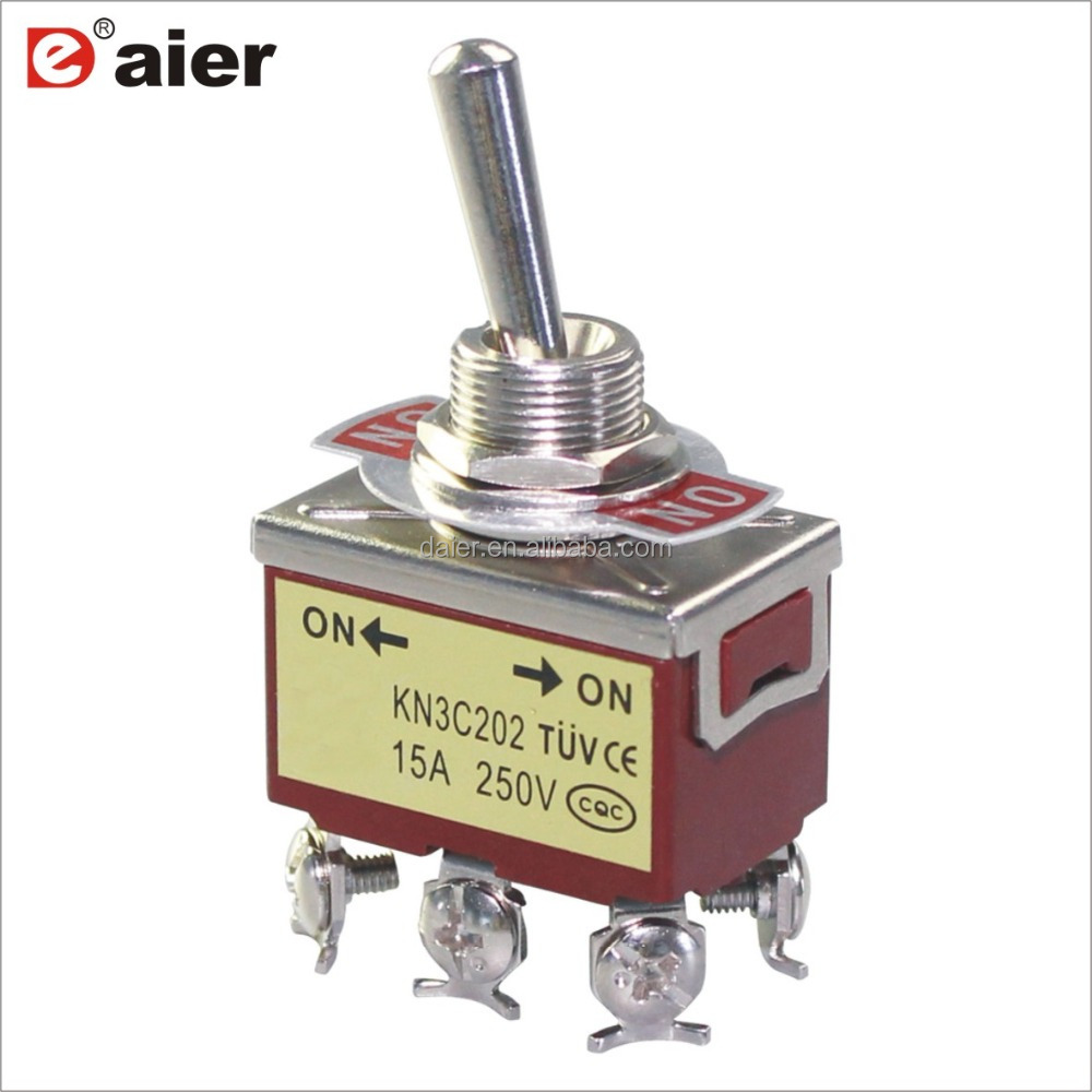Wholesale toggle switch types - Online Buy Best toggle switch types ...