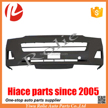 Narrow body kit limited 1695 short front bumper for Toyota hiace quantum commuter 2010-2013 car auto parts China