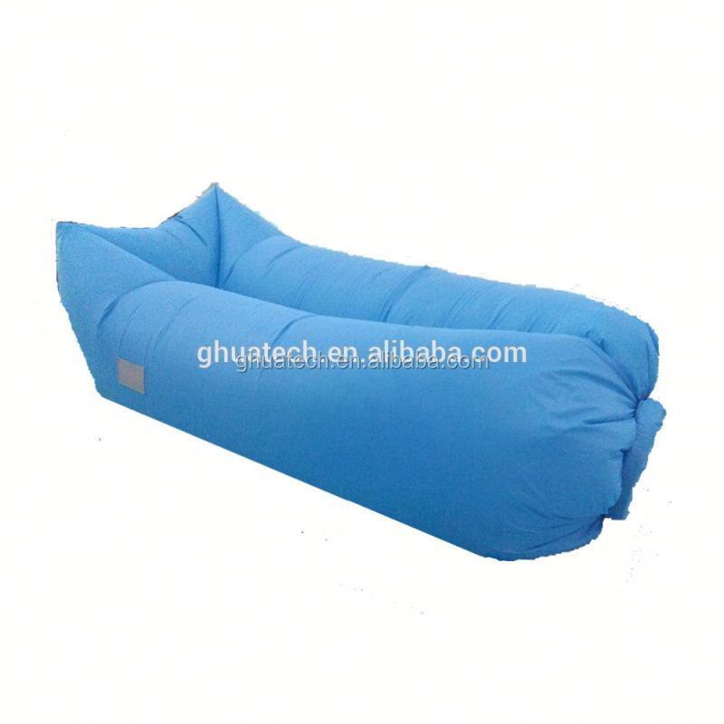 Quick Inflatable Air 3 seasons camping laybag for Outdoor