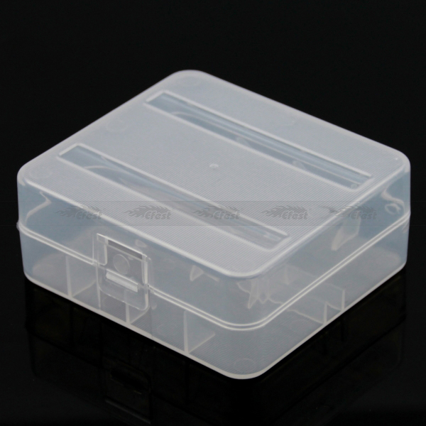 2X26650&2*26650 battery case/storage plastic box /keep batteries save