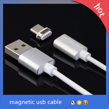 quick Speed Aluminium Magnetic Micro USB mobile Cable Chargering for iphone 5 6 7 plus Magnet Data Charger Cable for Android