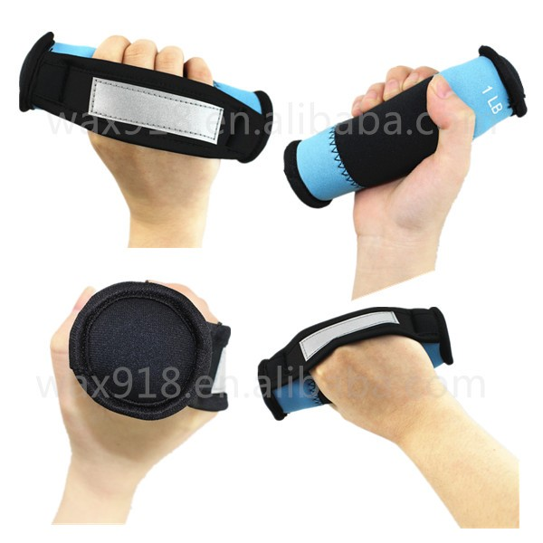 Walking weight /soft hand weight dumbbell