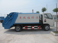 garbage truck new condition all dimensions compactor truck dongfeng howo garbage truck