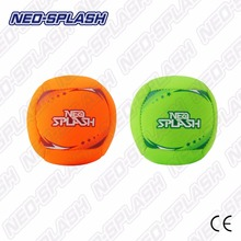 Fashion Outdoor Beach Games Polyester Fiber Stuffed Neoprene Mini Round Ball