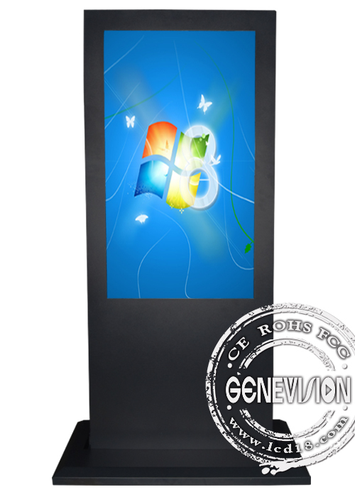 42 inch touch screen kiosk Advertising LCD