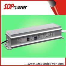 Constant Voltage 100W LED Driver 12V Waterproof IP67 Power Supply
