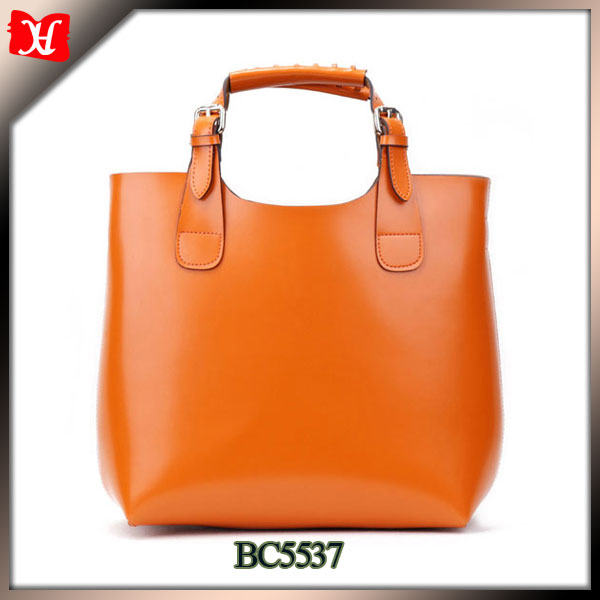 Hot selling woman indian hand bag leather hand bag for lady