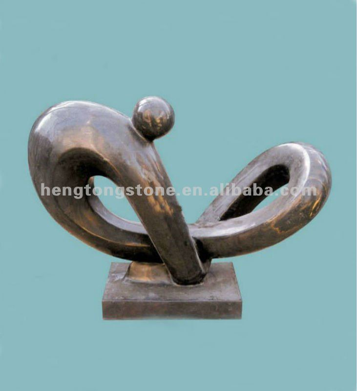 Sandstone Abstract Art Lady Sculpture