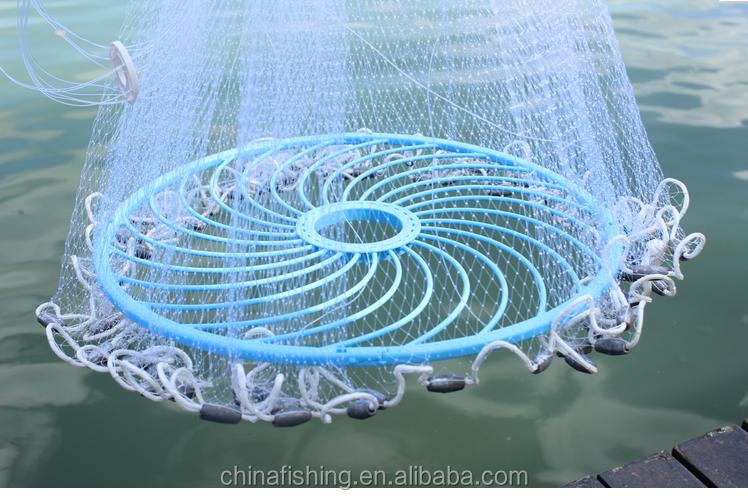 рыболовная накидная рыболовная сеть