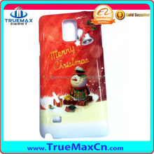 New product Christmas TPU case for galaxy note 3, mobile phone case for samsung note 3