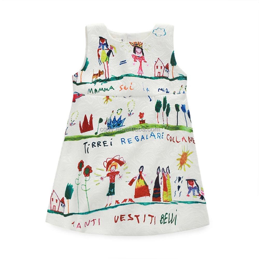 Sleeveless dress little queen party evening dress buy christmas