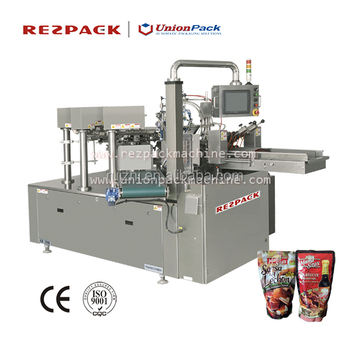 High quality Double Bag Filling Sealing Machiney Packing Machine