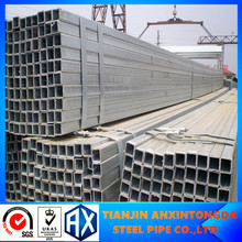 mechanical properties st52 steel tube astm galvanized square pipe square steel q235