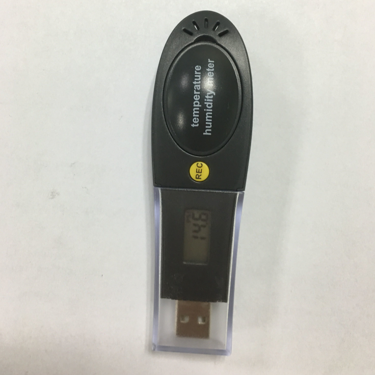 High Quality Wholesale Original Manufacturer USB Mini Portable <strong>Temperature</strong> And Humidity Data Logger from china