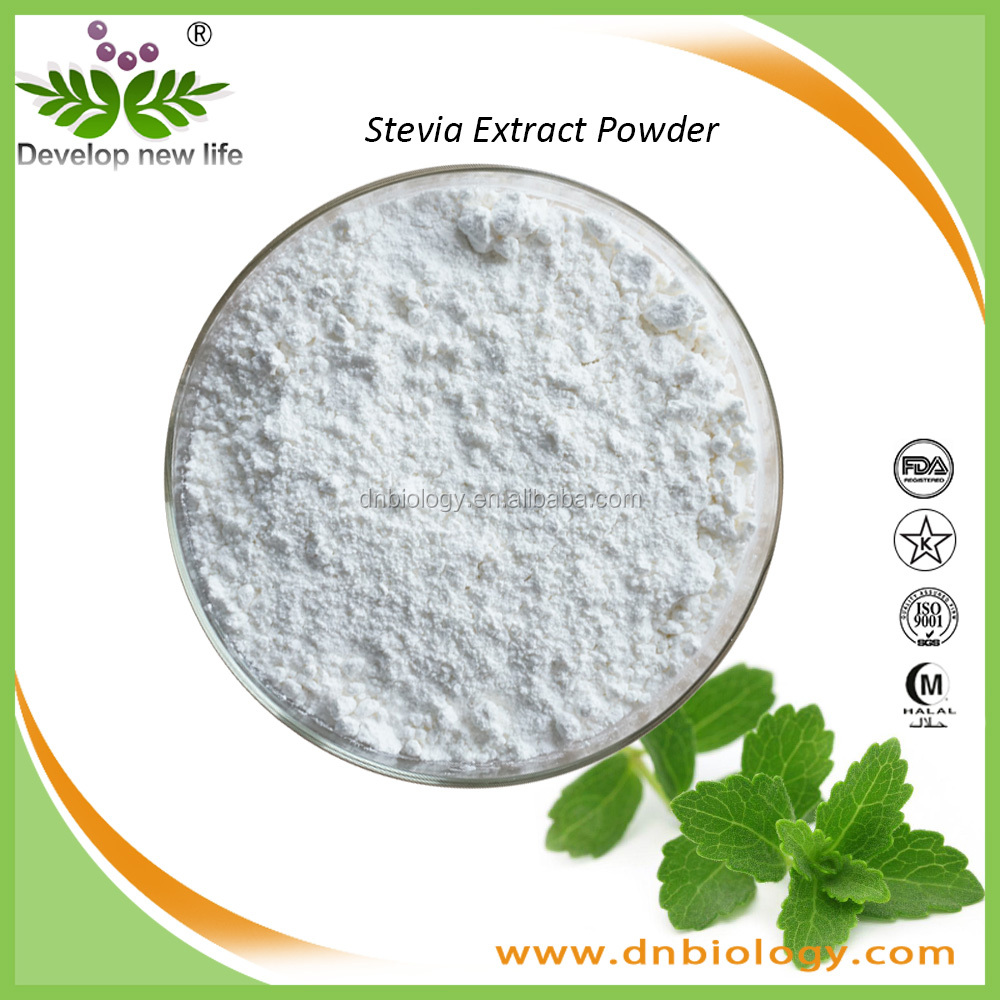 Best Quality Stevia Extract High Pure Stevioside 98%