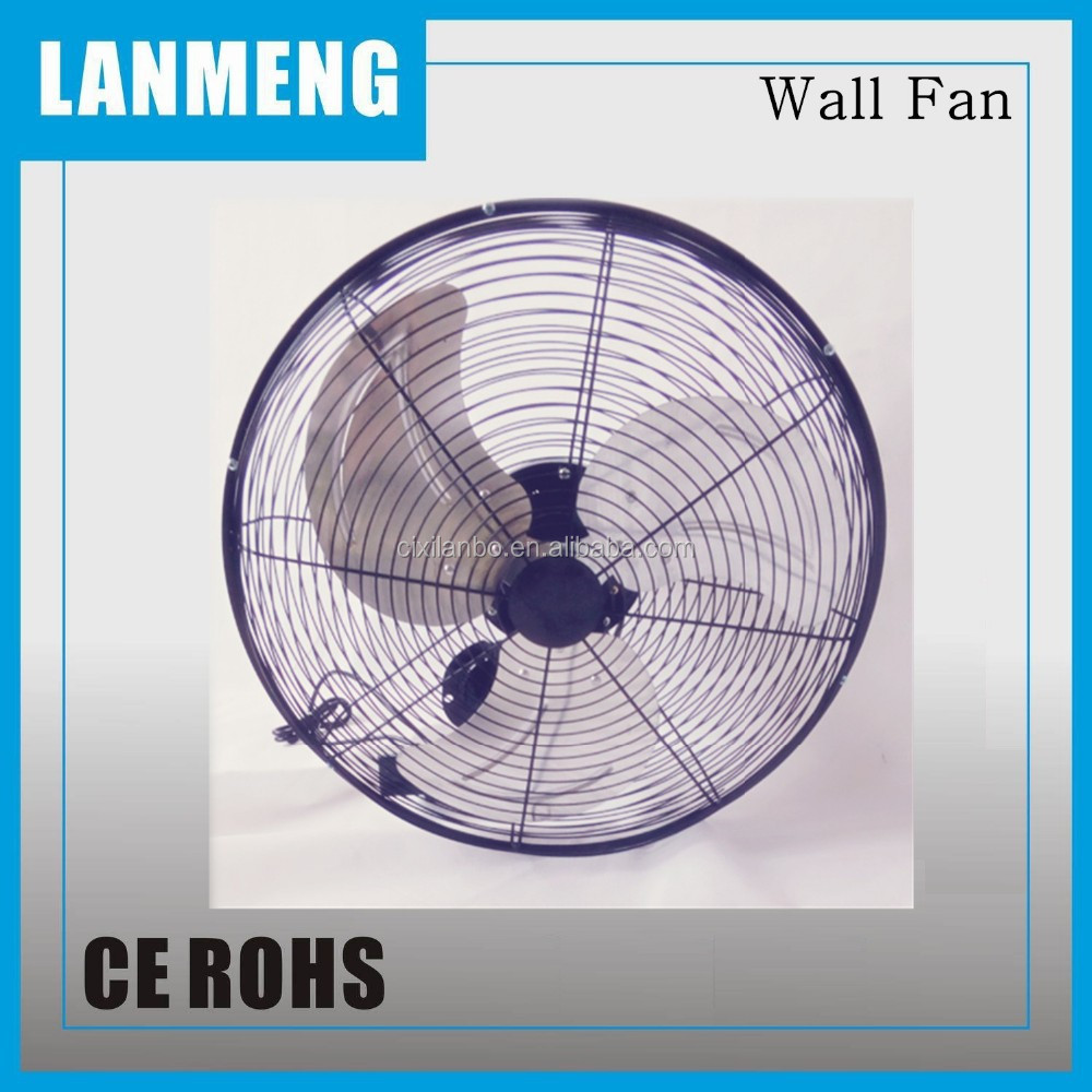 Industrial Electric Wall Fan, small fan