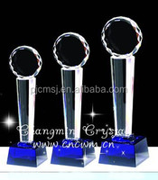 Wholesale Crystal Trophy Glass Awards On Sale