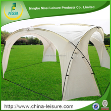 White Outdoor Wedding Party Tent