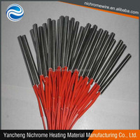 water heating electric cartridge heater threaded