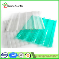 cheap building materials upvc resin roof tiles south africa for house