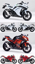 alibaba hot sale 125/250/350cc GT sport kawasaki motorcycle japan