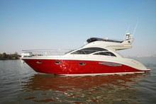 SANJIANG most efficient 45 FLYBRIDGE MOTOR YACHT