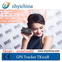 container truck gps tracker tk104 with long time battery life