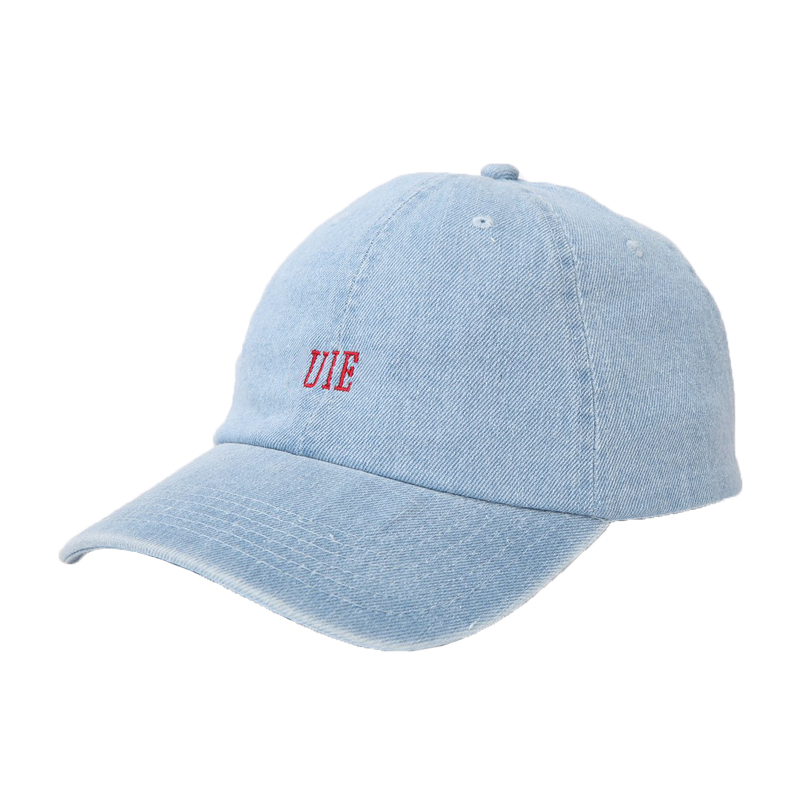 Factory Price Wholesale Embroidery Cheap Blank Plain Denim Dad Hat <strong>Custom</strong>