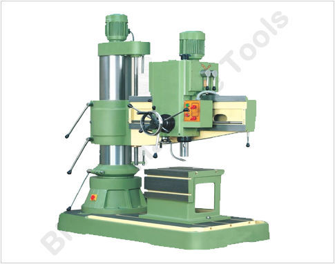 Radial Drill Machine/BAG Series All Geared Radial Drilling Machine India