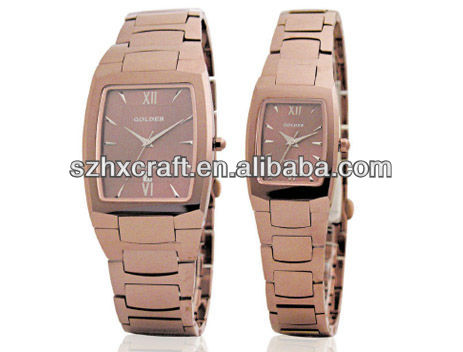 pair watches men and women,pair watch for lovers
