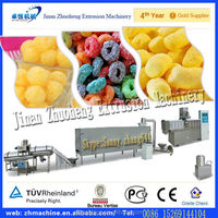 Wholesale china import small corn puff snacks machine