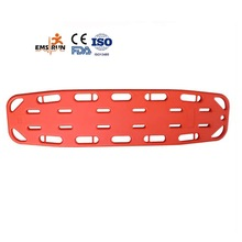 Vacuum spine board back stretcher for child