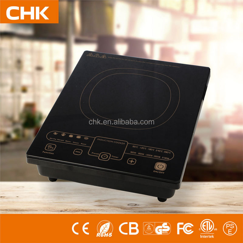 ETL FCC 120V 1800W Portable Induction Cooker