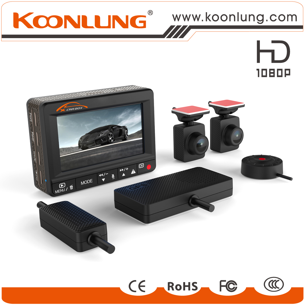 Digital Wire console mini car dvr