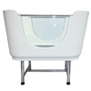 High quality plastic pet grooming baths /pet clean station H-116