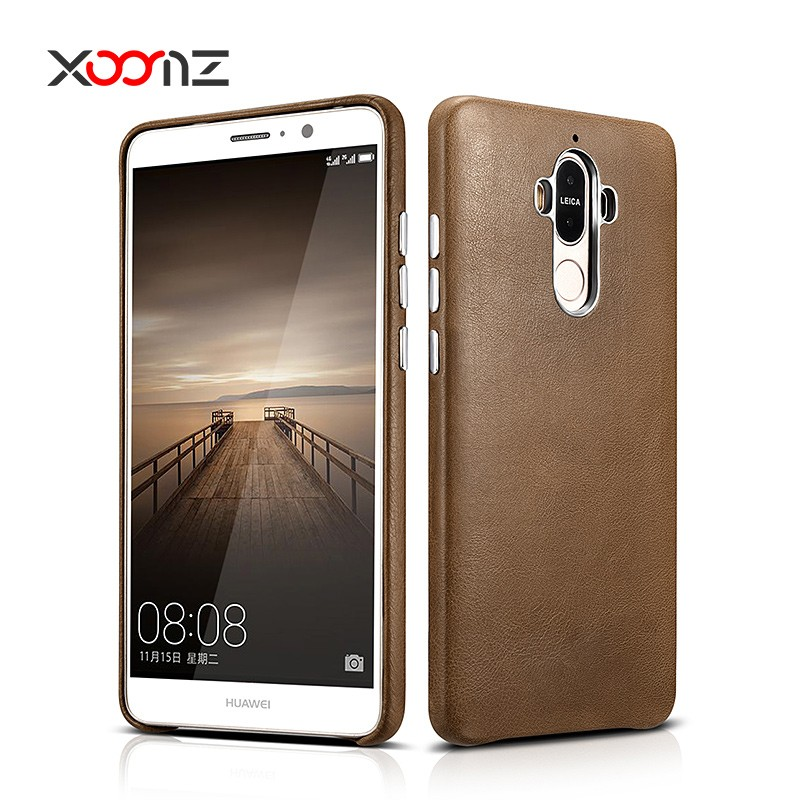 XOOMZ Leather Back Case for huawei mate 9