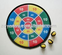 Hot sale best selling Inflatable Dart Ball cheap Game Outdoor Indoor fabric safety dart board