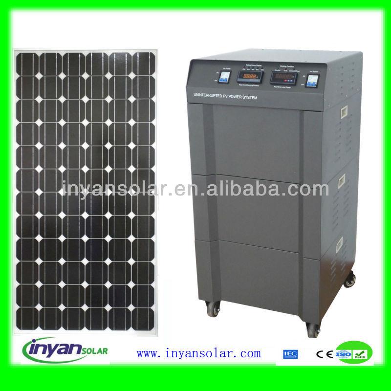 Off Grid Solar Power System 5kw For Family Buy Solar
