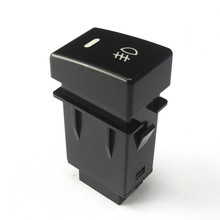 The newest Thailand isuzus Dmax fog light switch