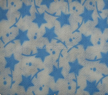 Daily used Household star pattern nonwoven wipes