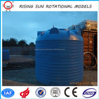 customer design plastic water tank,made by rotomoulding
