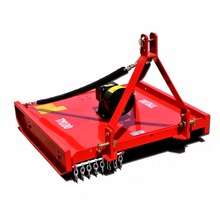 Tractor mounted machines rotary grass cutter slasher