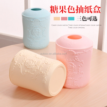 plastic tissue box cover, household embroidery tissue box cover, injection molding