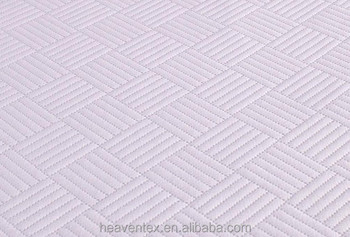 HX05109 100% Polyester Knitted Fabric for Mattress