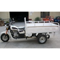 Chinese cargo three wheel motorcycle