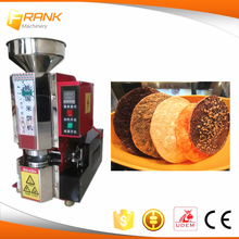 Alibaba express Puffed rice cereal cake machine